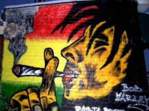 Graffiti_rastafari_by_czito1