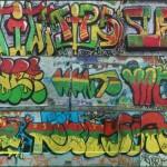 Растаманские граффити, какими они бывают.